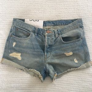 NWTS BDG Urban outfitters denim shorts